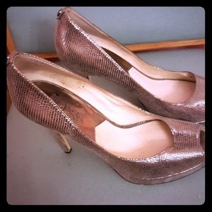 Michael Kors women open toe shoes